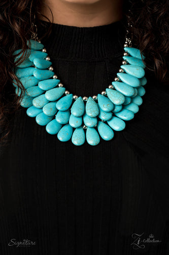 The Amy - Zi Collection - Paparazzi necklace