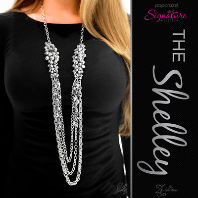 The Shelley - Zi Collection Signature Series  Paparazzi necklace