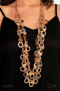 The Carolyn -Paparazzi Accessories Zi Collection Necklace