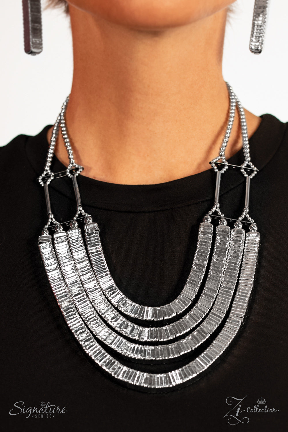 The Heidi -Paparazzi Accessories Zi Collection Necklace