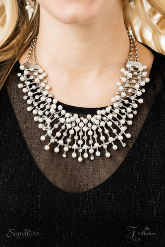The Leanne - Paparazzi Zi Collection Necklace