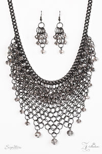 The Nina - Zi Collection Signature Series  Paparazzi necklace