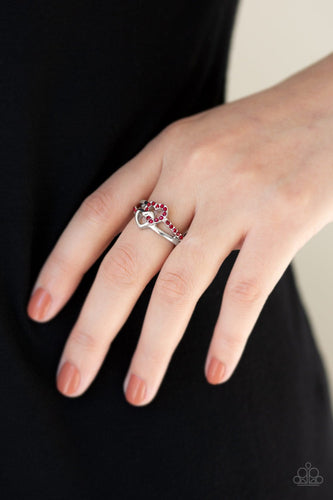 The Perfect Matchmaker - red - Paparazzi ring