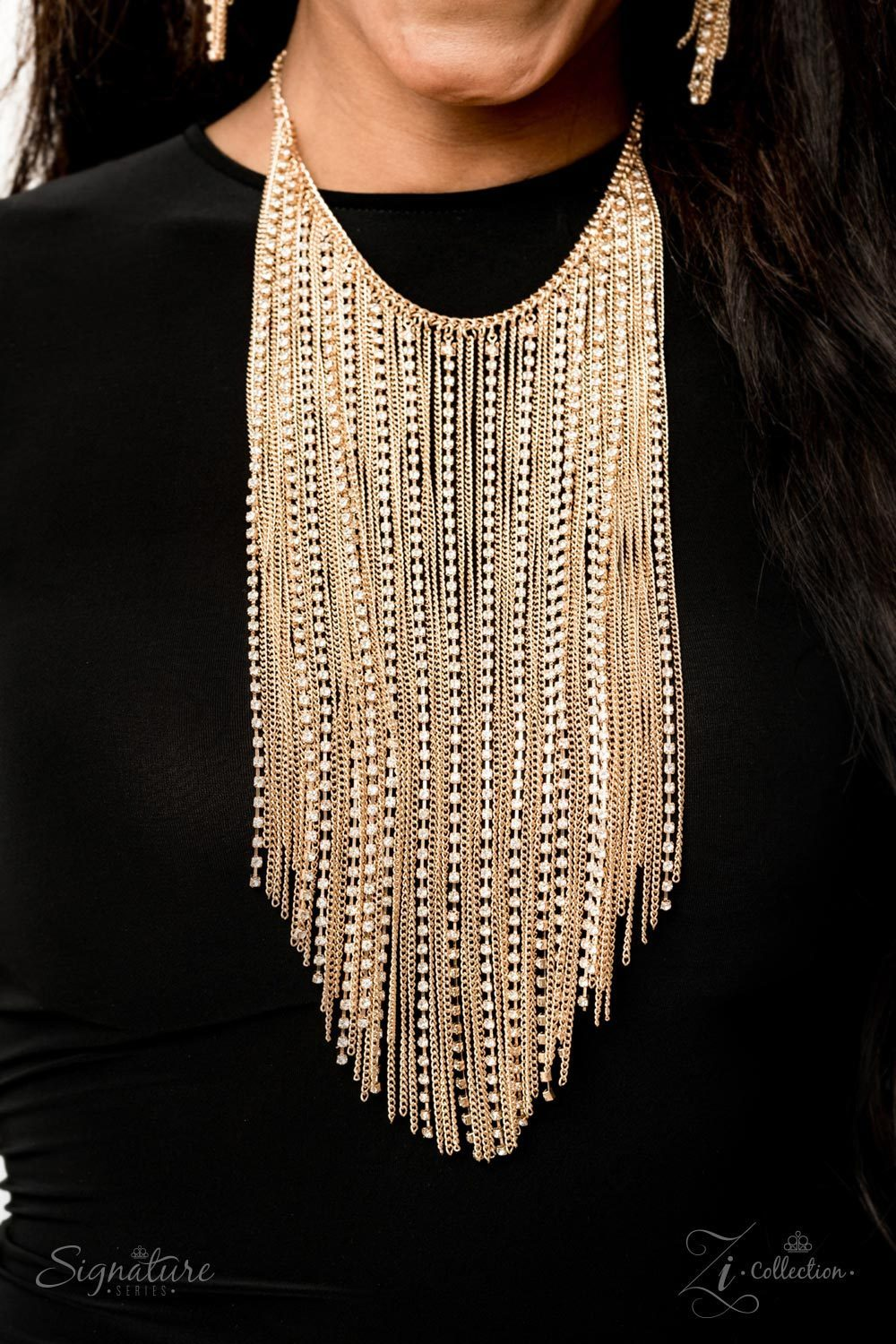 The Ramee - Paparazzi Zi Collection Necklace