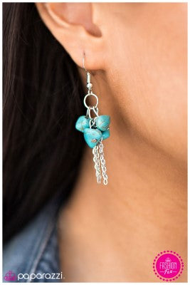 This Rocks! - Paparazzi earrings