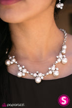 Load image into Gallery viewer, Toast To Perfection - White - Paparazzi necklace
