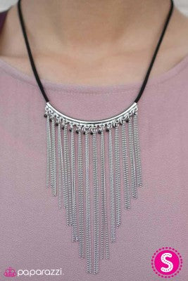 Totally Tapered - Paparazzi necklace