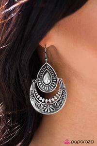 Trials and TRIBAL-ations - Paparazzi earrings