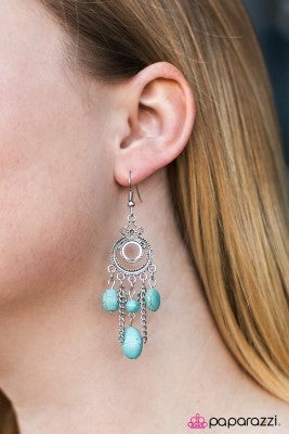 Western Chimes - Paparazzi earrings