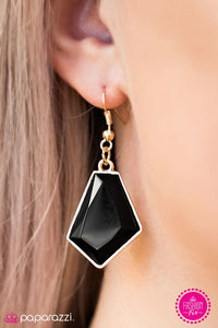 Western Gem - Paparazzi earrings
