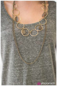 With an Open Mind - Paparazzi necklace