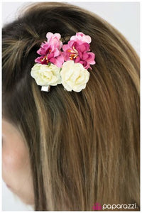 A Garden Variety - Paparazzi Jewelry hair clip