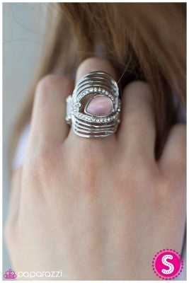 Belt it Out - Paparazzi ring
