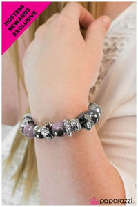 Fire and Brimstone - Paparazzi bracelet