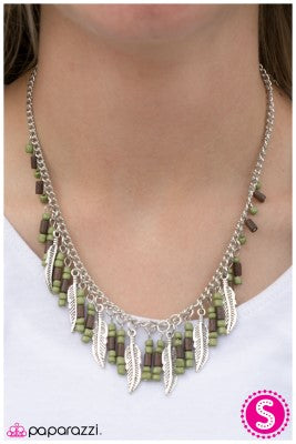 Fly Girl - Paparazzi necklace