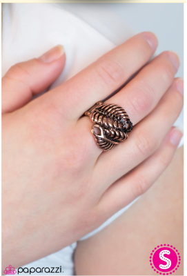 Forever Autumn - Paparazzi ring