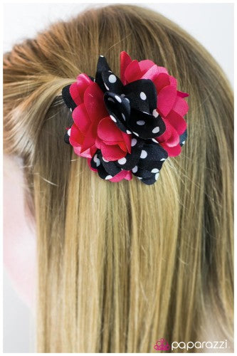 It's a Hard Knock Life - Paparazzi Accessories hair clip