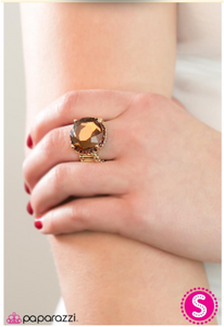 Love and Chocolate - Paparazzi ring