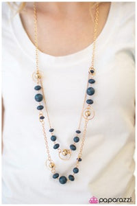 Outlier - Paparazzi necklace