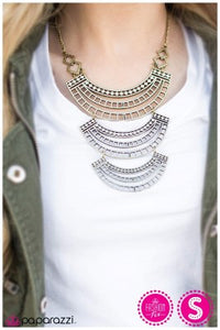 Queen of the Nile - Paparazzi necklace