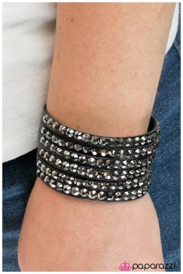 Ready to Rumble - Paparazzi bracelet
