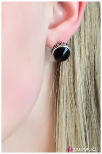 The Grand Prix - Paparazzi Earrings