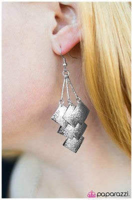 Very Superstitious - Paparazzi earrings