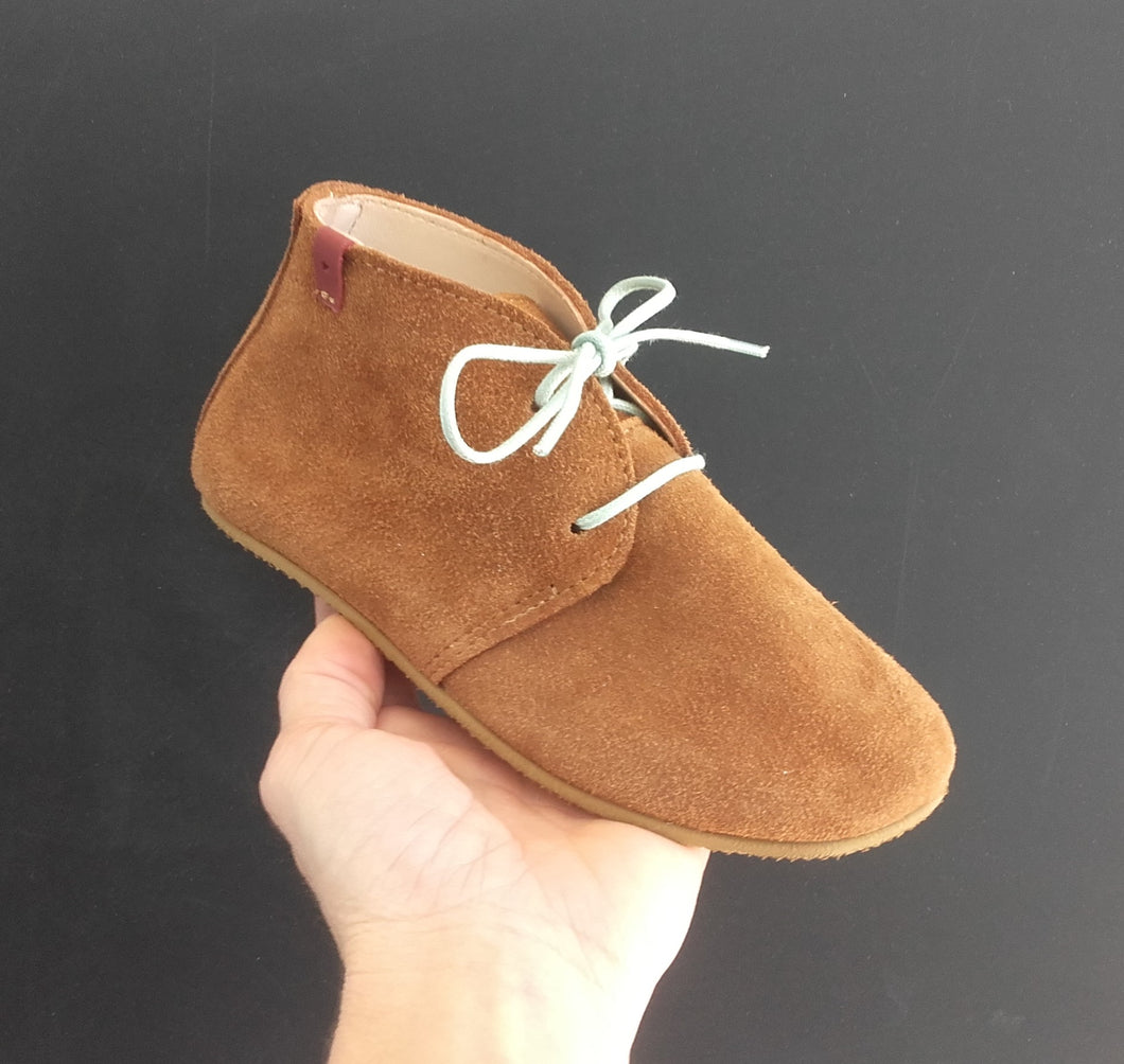 MOLEKE SHOES / CHARLIE BOOTS BROWN-MINT