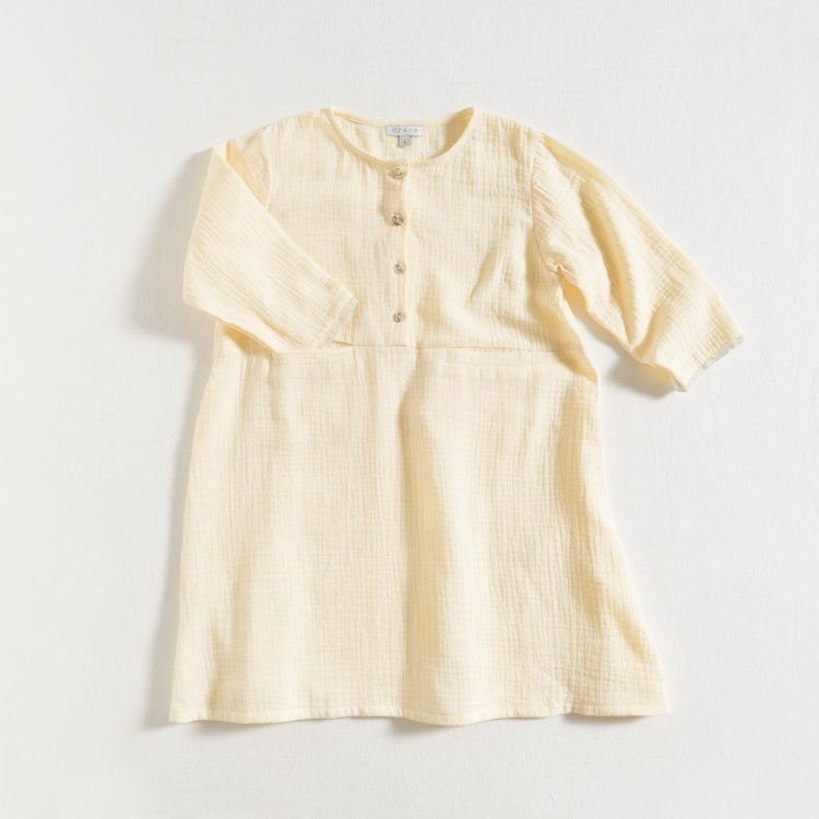 dress-child-yellow-gauze-colour-1