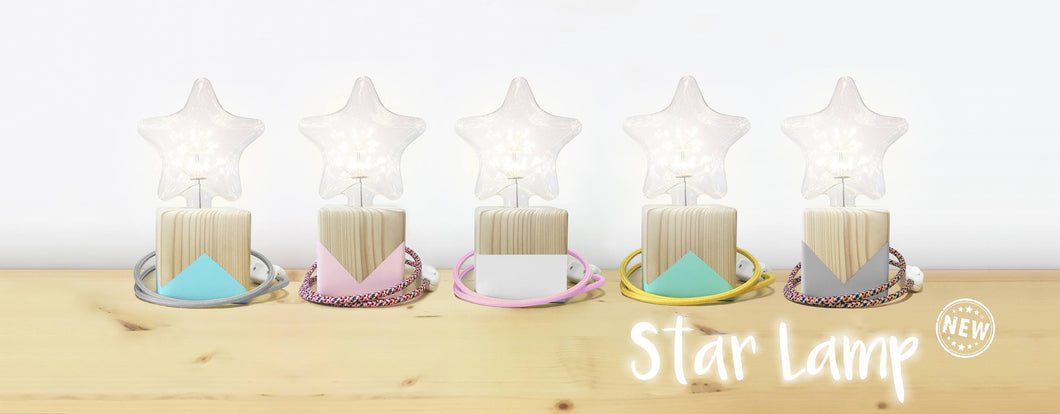 RM HANDCRAFTED / STAR LAMP