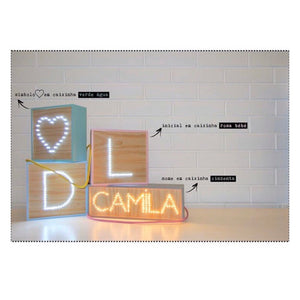 RM HANDCRAFTED / SQUARE LIGHT BOX