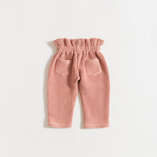 Load image into Gallery viewer, TROUSERS / ROSE HONEYCOMB