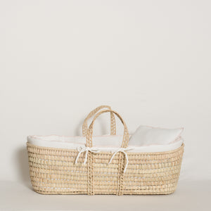 moses-basket-set-home-white-pink-colour-2
