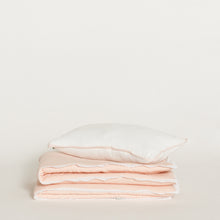 Load image into Gallery viewer, bed-set-home-white-pink-colour-1