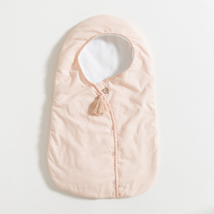 SLEEPING BAG / PEACH