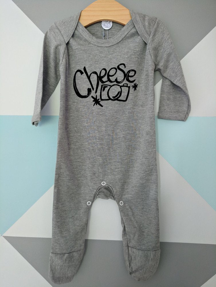 Cheese Romper