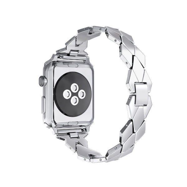 Stainless Steel Bracelet for Apple Watch - Multiple colors - WatchBand Co