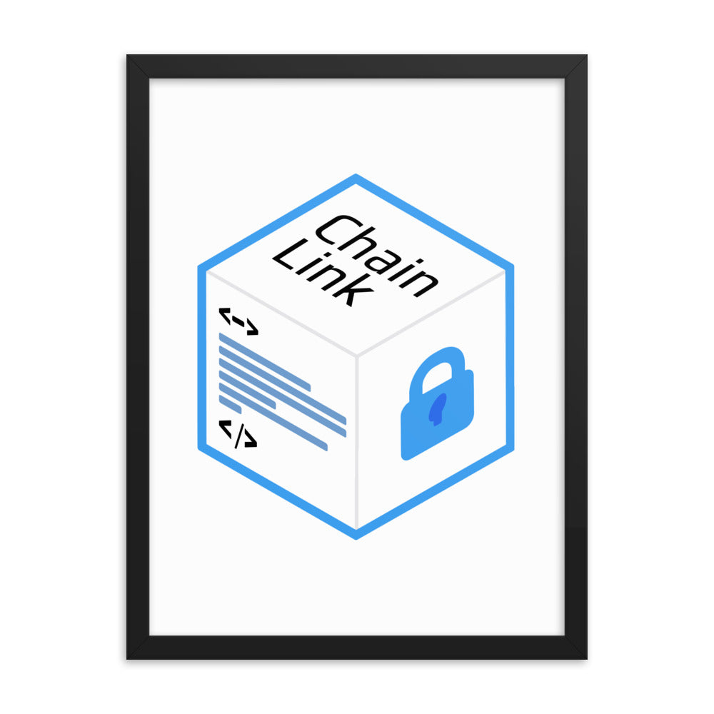 LINK | Chainlink Poster