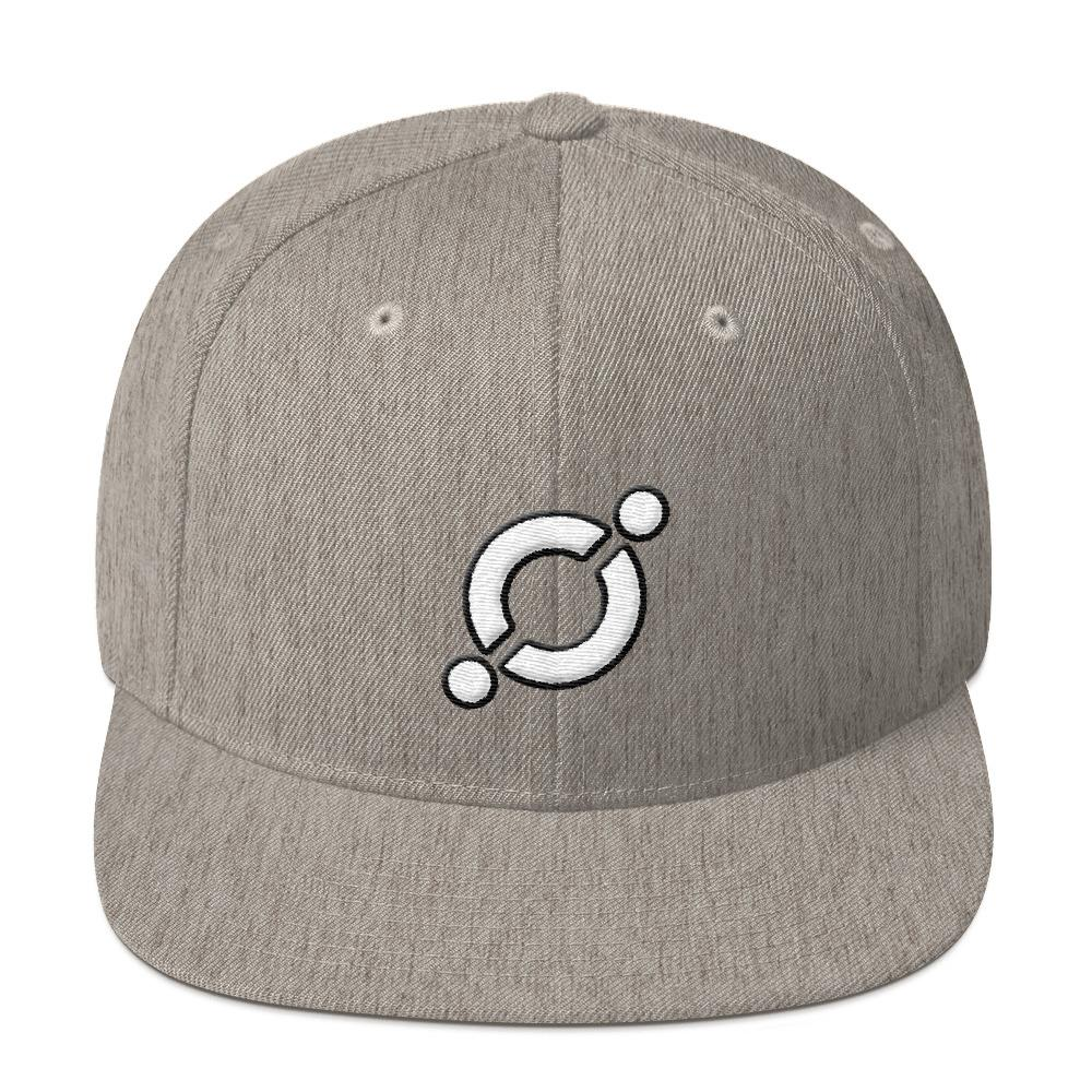 ICX | Icon White Snapback Hat