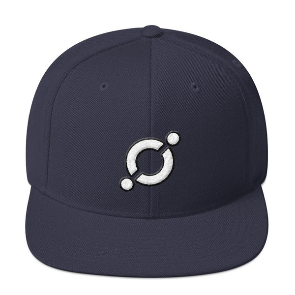 Hat - ICX | Icon White Snapback Hat