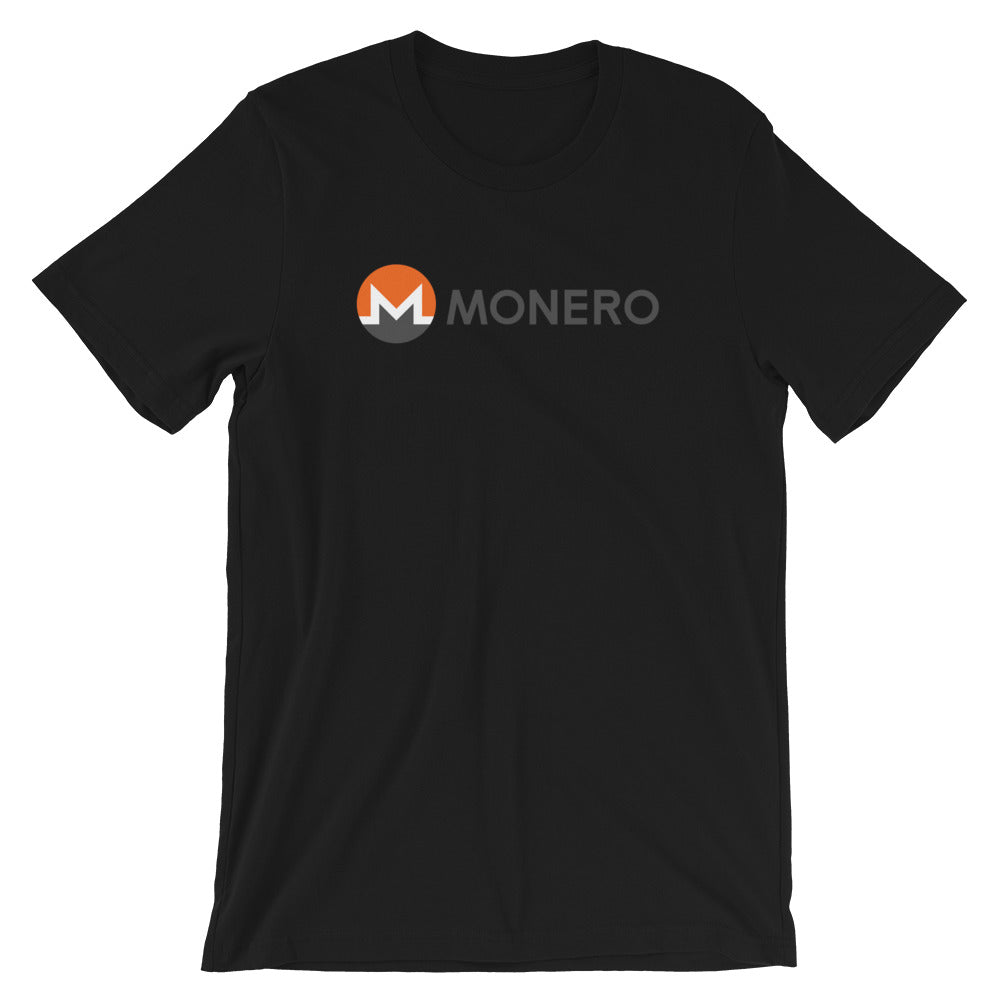 XMR | Monero Wide T-Shirt
