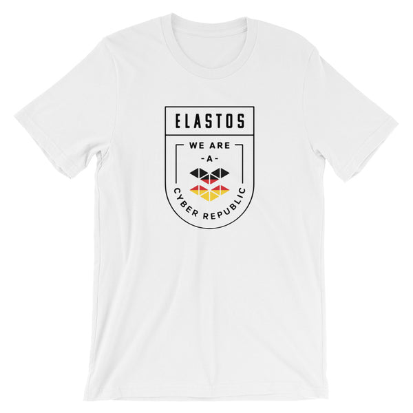ELA | Elastos Cyber Republic German Community T-Shirt
