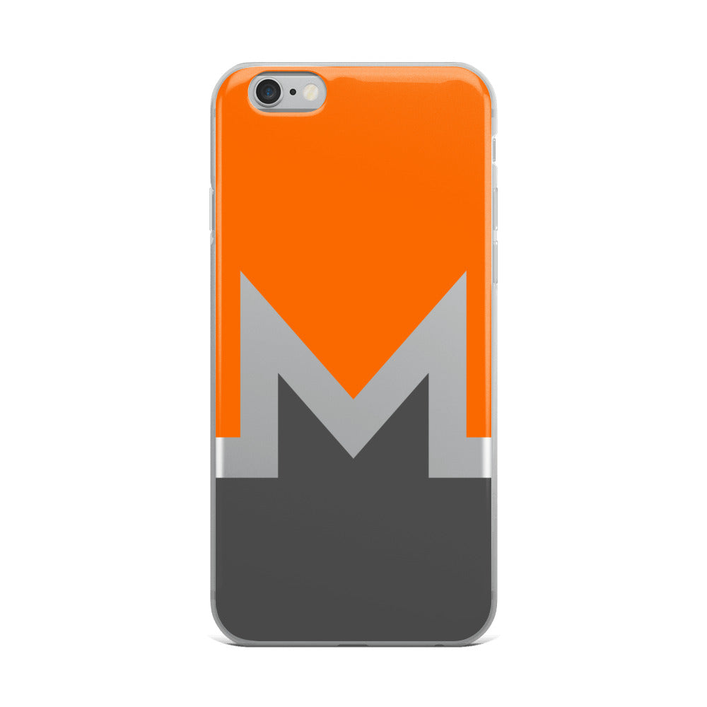 XMR | Monero iPhone Case