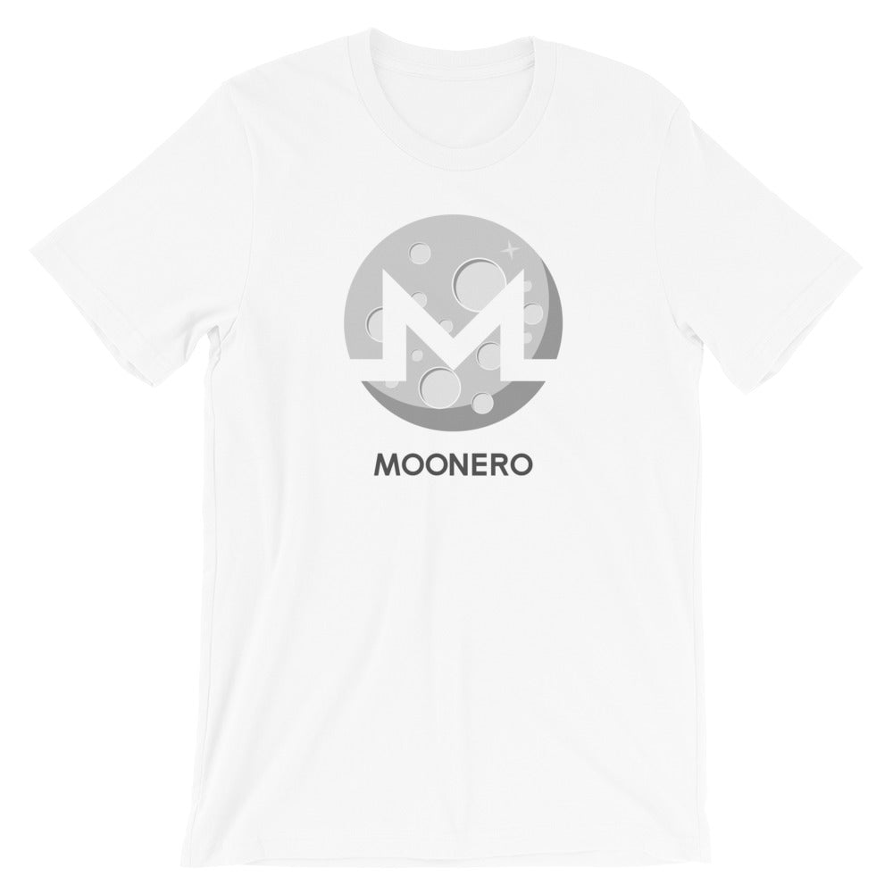 XMR | Monero Moonero T-Shirt