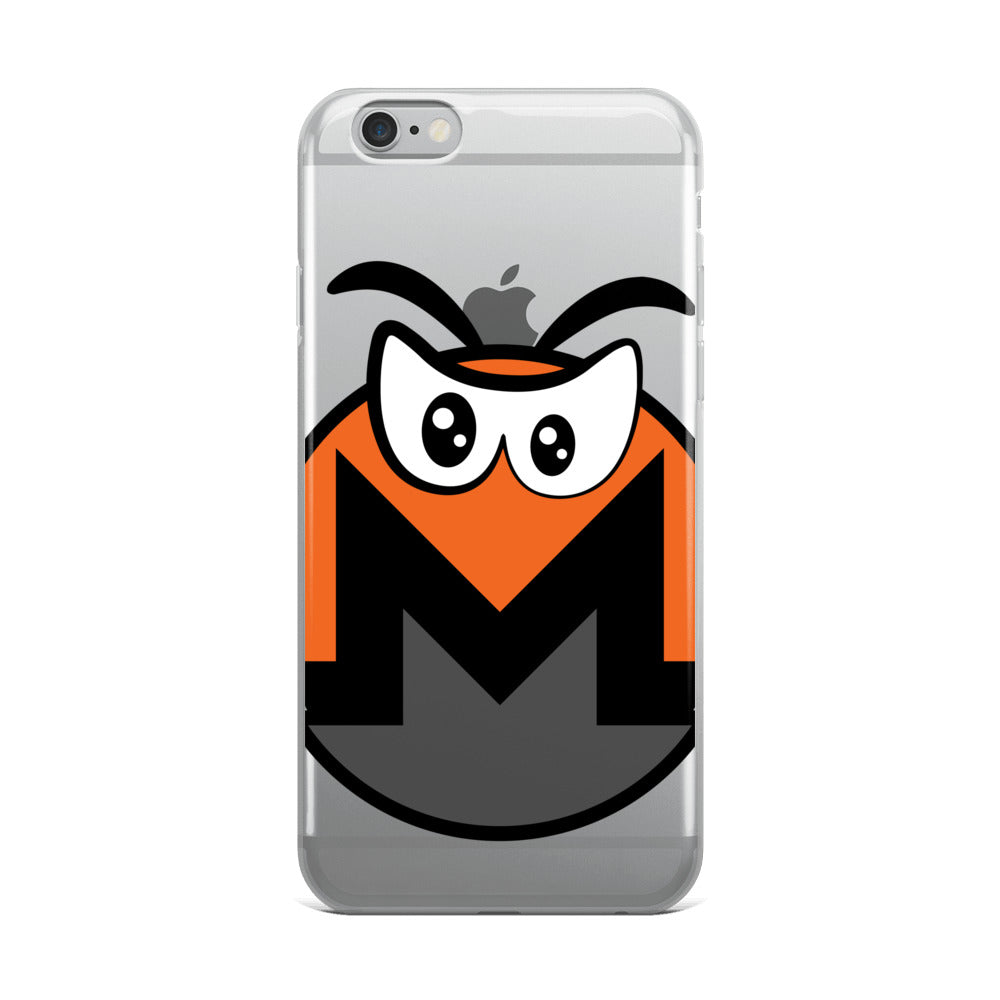 XMR | Monero Monster iPhone Case