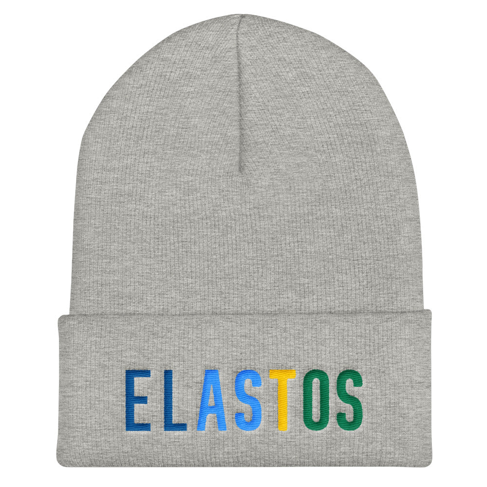 ELA | Elastos Multi Colour Cuffed Beanie