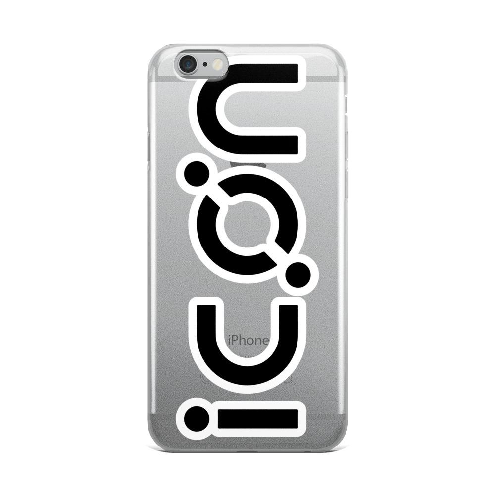 ICX | Icon Black iPhone Case