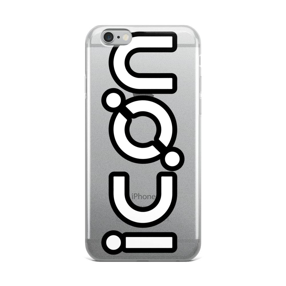 ICX | Icon White iPhone Case