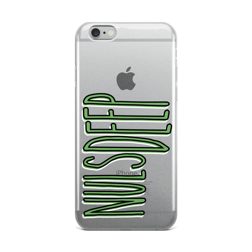 NULS | #NULSDEEP iPhone Case