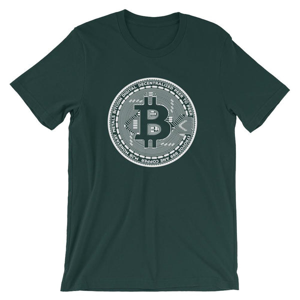 T-Shirt - BTC | Bitcoin Coin T-Shirt